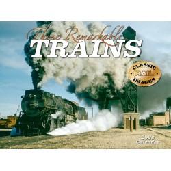 2022 Those remarkable Trains Kalender_70326