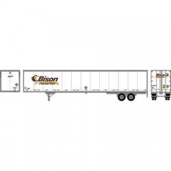 HO 53' Duraplate Trailer Bison Transport 50573_70425