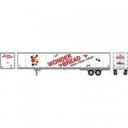 HO 53' Duraplate Trailer Wonder bread 60942_70439