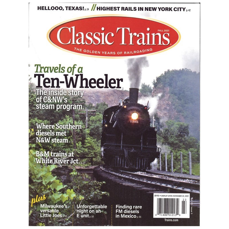 Classic Trains 2021 Herbst_70733