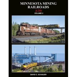 Minnesota Mining Railroads In Color Volume 2_70788
