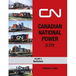 Canadian National Power In Color Volume 4: Switche_70792
