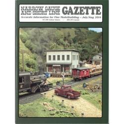 Narrow Gauge Gazette 2014 Juli / August_71245