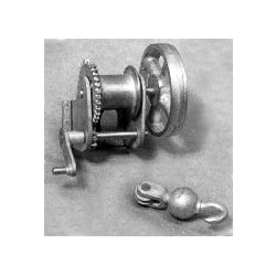 6301-0124 G Winch Assembly w/Hook_7164