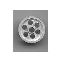 """6301-5046 G 17"""" V-Belt pulley_7345"""
