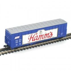 140-10672 N N.A.C.C. 50' box car Hamms_7393