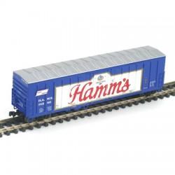 140-10672 N N.A.C.C. 50' box car Hamms_7393