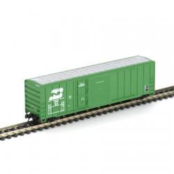 140-11143 N 50' plug & sliding door box car_7406