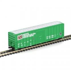 140-11185 N 50' FMC Box Car_7412