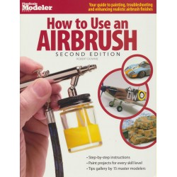 How to use an Airbrush 2nd Edition_7423