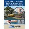 DVD Mastering scenery basics: Foam_7582
