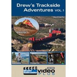 DVD Drew's Trackside Adventures vol. 1_7594