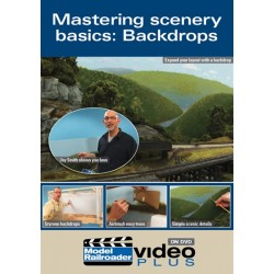 DVD Mastering Scenery Basics: Build and_7596