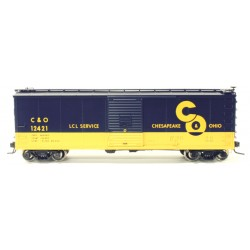151-7488-2 O Steel Rebuilt USRA Box Car C&O #12449_7736