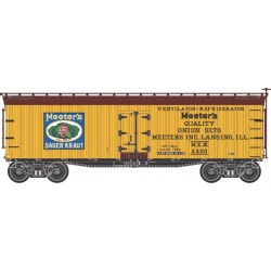 151-9187-1 O 40' Wood Reefer M's Sauerkraut #3200_7819