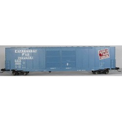 151-7558-1 O ACF 60' D.D. Auto Parts Box Car_7825