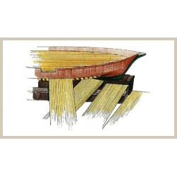 521-116DECKM Schiffsdeck Platten Plankenabst. 1.6m_8392