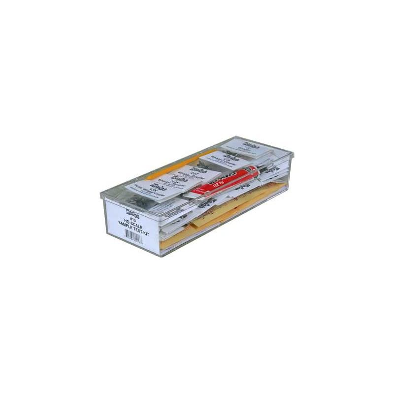 380-13 HO Coupler Sample Test kit_864