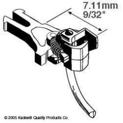 380-17 HO Standard Head NEM 362 Couplers_869