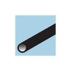 "MID-5721 Carbon Fiber Tube, 24"", .157 OD_8745"