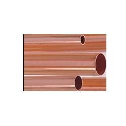 """Kupfer Rohr 2.4 mm (3/32"""") (3 Stk)_8775"""