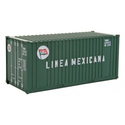 949-8008 HO 20' Ribbed-Side Container_8926