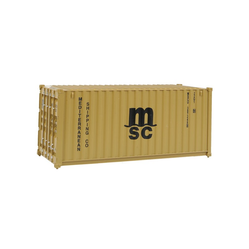 949-8057 HO 20' Corr.Side Container_8927