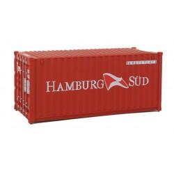 949-8058 HO 20' Corr.Side Container Hamburg Sud_8928