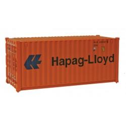 949-8055 HO 20' Corr.Side Container Hagag-Lloyd_8930