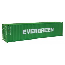 949-8258 HO 40' Hi-Cube Corr. Container Evergreen_8932