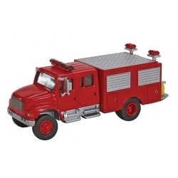 949-11893 HO Intern.Firedepartment Truck_9116