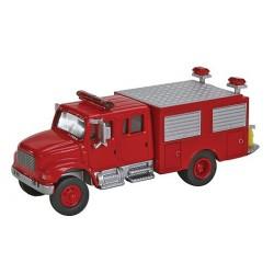 949-11893 HO Intern.Firedepartment Truck_9116