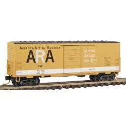 489-024.00.330 N 40' Standard Box Car_9264