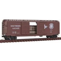 N 50' Standard Box Car Southern 44365_9319