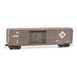 N 50' Standard Box Car Erie Lackawanna 67018_9327