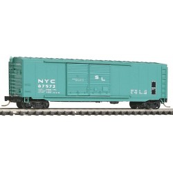 N 50' Standard Box Car New York Central 87572_9328