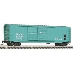 N 50' Standard Box Car New York Central 87572_9328