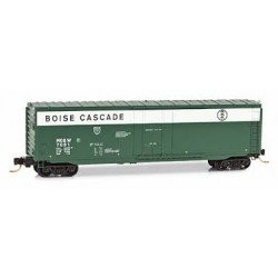 N 50' Standard Box Car Boise Cascade 7061_9334