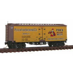 N 36' Wood Sh. Ice Reefer Fox Brewing 4751_9382