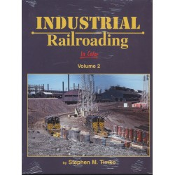 484-1475 Industrial Railroading In Color Vol. 2_9738