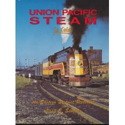 Union Pacific Steam In Color_9740