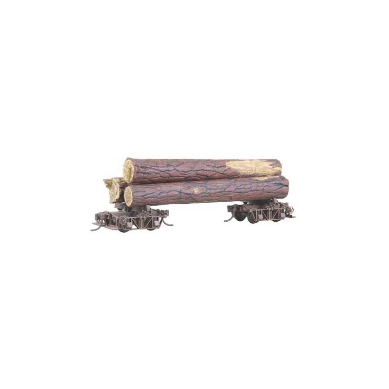 380-101 HO Log Car Kit_975