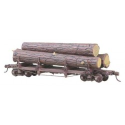 380-103 Log Car Kit_977
