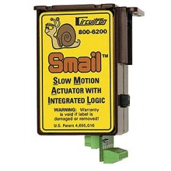 SMAIL Slow Motion Actuator w/ Int
