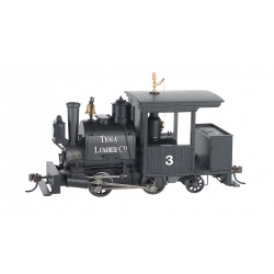 160-28204 On30 0-4-2 Porter Steam Loco (DCC)_9878