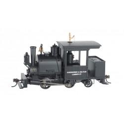 160-28257 On30 0-4-2 Porter Steam Loco_9881