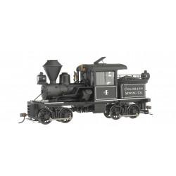 160-28801 On30 14-ton two truck steam Heisler_9895