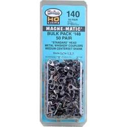 380-140 HO Whisker Shank Bulk Pack Couplers_993