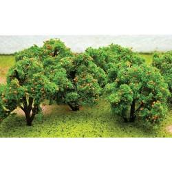 373-92121 HO Orange Tree Grove 6/pk_9954